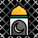 Namaz In Night Icon