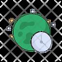 Namaz Time Clock Time Icon