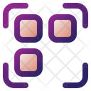 Qr Scanner Code Barcode Icon