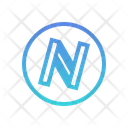 Namecoin Payment Transaction Icon