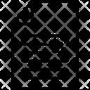 Namespace Document Arrow Icon