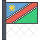 Namibia Namibian African Icon