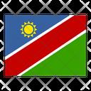 Namibia Flag Flags Icon