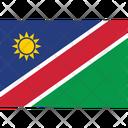 Flag Country Namibia Icon