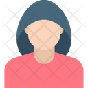 Nanny Maid Woman Icon