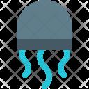 Sensor Nano Robot Icon