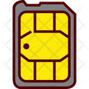 Nano Sim Card Icon
