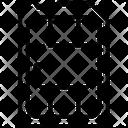 Nano Sim Card Icon