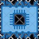 Nanotech Architecture Intelligen Icon