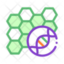 Molecular Nanobiotechnology Biomaterial Icon