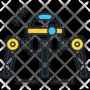 Nanorobots Icon