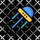 Nanotech Artificial Intelligence Icon