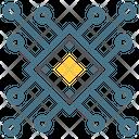 Bot Tech Process Icon