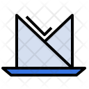Napkin Table Manners Icon