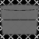 Napkin Table Design Fold Icon