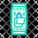 Napkin Package Hygiene Icon
