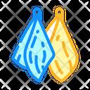 Napkins Cloth Hygiene Icon