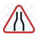 Narrow Road Ahead Icon