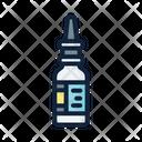 Medicine Nasal Spray Nose Icon