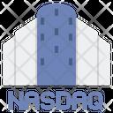 Nasdaq Exchange Market Icon