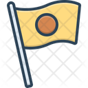National Vernacular Flag Icon