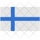 National Colors Finland Icon