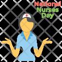 National Nurse Medical Icon