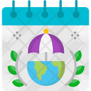 National Ozone Day Day Event Icon