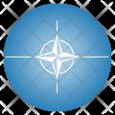 Nato Flag Icon