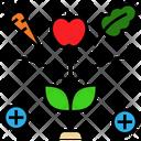 Natural Nature Organic Icon