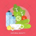 Natural Vegetable Health Icon