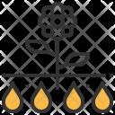 Natural Oil Plant Icon
