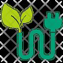 Natural Fuel Environmental Fuel Ecological Fuel Icon