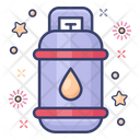 Gas Cylinder Natural Gas Propane Icon