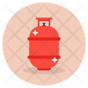 Gas Tank Gas Cylinder Storage Tank Icon