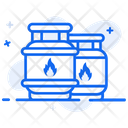 Gas Cylinders Cooking Gas Gas Can Icon