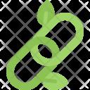 Natural Links Analysis Icon