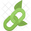 Natural Links Seo Icon