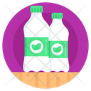 Natural Milk Icon