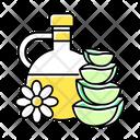 Natural Oil Icon