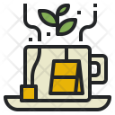 Tea Nature Leaf Icon