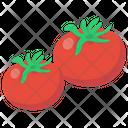 Natural Tomato Tomato Fruit Icon