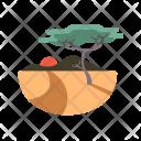 Nature Forest Savanna Icon