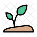 Nature Springs Plant Icon