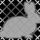 Nature Rabbit Animal Icon
