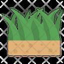Nature Grass Lawncare Icon
