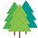 Nature Forest Trees Icon