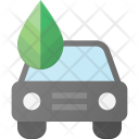 Nature car Icon