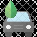 Nature Car Icon