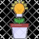 Nature Innovation Icon